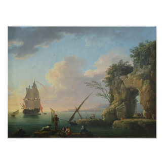 Paysage marin, 1748 posters