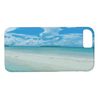 Paysage marin tropical bleu, Palaos Coque iPhone 7
