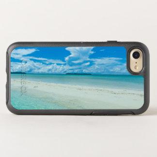 Paysage marin tropical bleu, Palaos Coque Otterbox Symmetry Pour iPhone 7