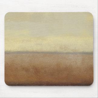 Paysage solitaire de désert par le Normand Wyatt Tapis De Souris