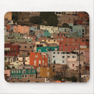 Paysage urbain de Guanajuato, Mexique Tapis De Souris