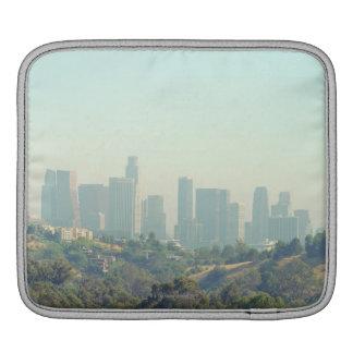 Paysage urbain de Los Angeles Poches Pour iPad