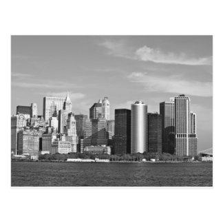 Paysage urbain des USA : Horizon #2 [gamme de Carte Postale