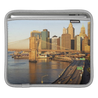 Paysage urbain poches pour iPad