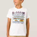 Paz, chemise de paix t-shirt