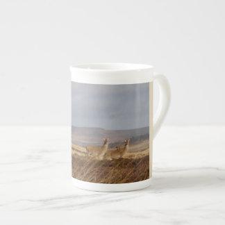 #PeakDistrict mignon de porcelaine tendre de cerfs Mug