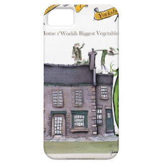 Peapods de Yorkshire d'amour grands Coque iPhone 5 Case-Mate