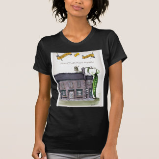 Peapods de Yorkshire d'amour grands T-shirt