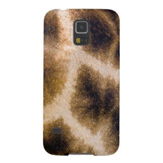Peau de girafe (Giraffa Camelopardalis) Protections Galaxy S5