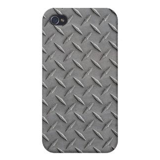 Peau de l iPhone 4 de plat de diamant Coque iPhone 4/4S