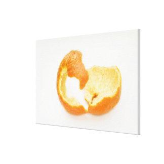 Peau de mandarine toiles