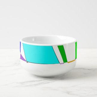 Peau humaine mug à soupe