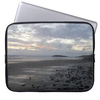 Pebble Beach, douille d'ordinateur portable de Housses Ordinateur