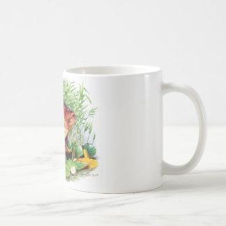 Pêche de carpe mug