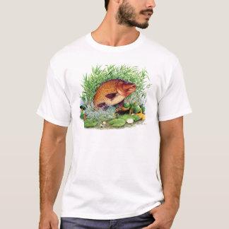 Pêche de carpe t-shirt