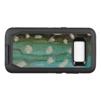 Pêche de char du Groenland, ichtyologie Coque Samsung Galaxy S8 Par OtterBox Defender