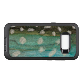 Pêche de char du Groenland, ichtyologie Coque Samsung Galaxy S8+ Par OtterBox Defender