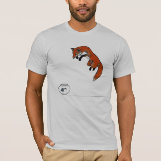 Pêche de Fox T-shirt