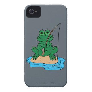 Pêche de grenouille coques iPhone 4