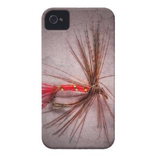 Pêche de la mouche coques iPhone 4