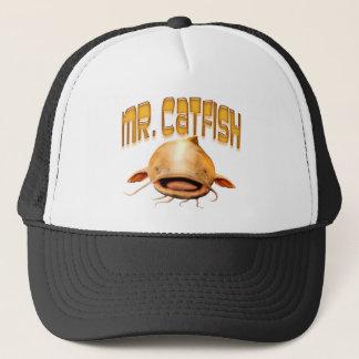 Pêche de M. Catfish Casquette