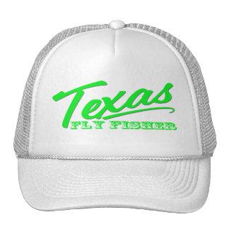 Pêche de mouche le Texas pour votre mouche Fisher Casquette De Camionneur