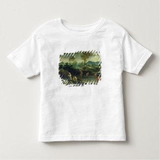 Pêche T-shirt Pour Les Tous Petits