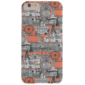 Pêche toile de Londres Coque iPhone 6 Plus Barely There