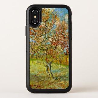 Pêcher rose de Van Gogh dans la fleur, beaux-arts