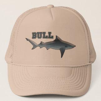 Pêcheur de requin de Taureau Casquette