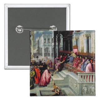 Pêcheur donnant l'anneau au doge de Venise Badges