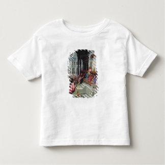 Pêcheur donnant l'anneau au doge de Venise T-shirt Pour Les Tous Petits