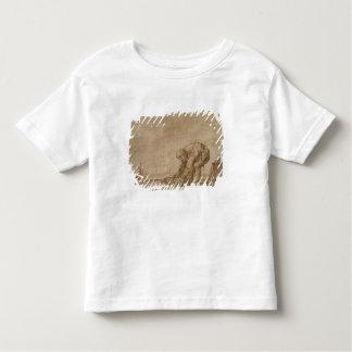 Pêcheur sur le bord de mer, 1623 t-shirt pour les tous petits