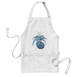Pêchez les cadeaux nautiques côtiers de bleu de tablier