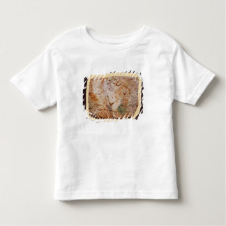 Pectoral du roi et d'un courtisan de Tikal T-shirt Pour Les Tous Petits