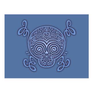 Peewee DOD II - bleu Cartes Postales
