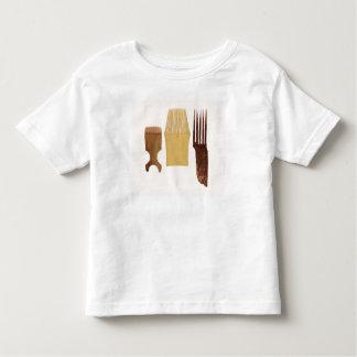 Peignes d'Inuit, de côte américaine du nord-ouest T-shirt Pour Les Tous Petits