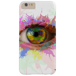 Peignez la caisse d'oeil (iPhone 6/6s plus) Coque Barely There iPhone 6 Plus