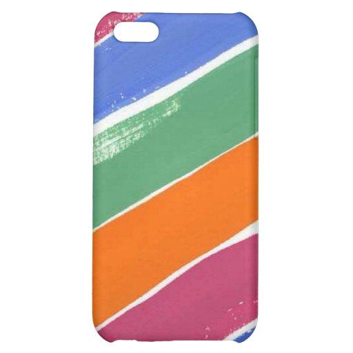 Peignez le coque iphone de couleurs coque iPhone 5C