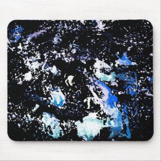 Peignez le tapis de souris d'éclaboussure