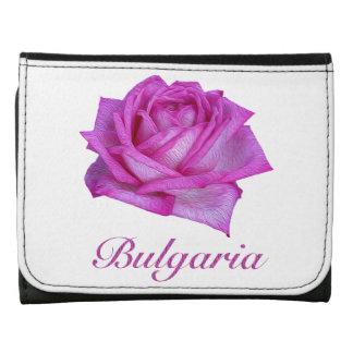 Peinture à l'huile de Rose de Bulgare