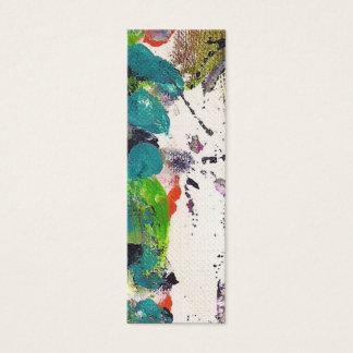 Peinture acrylique de carte maigre par Kismae