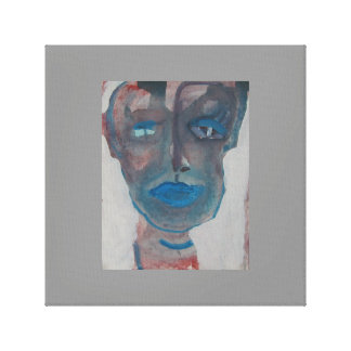 Peinture acrylique par l'artiste Gary Bradley de Impression Sur Toile