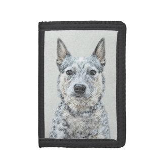 Peinture australienne de chien de bétail - art