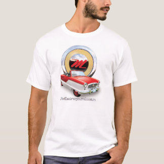 Peinture convertible métropolitaine de Nash T-shirt