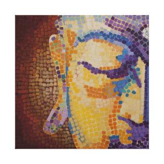 Posters peinture de bouddha peinture de bouddha affiches for Peinture mosaique