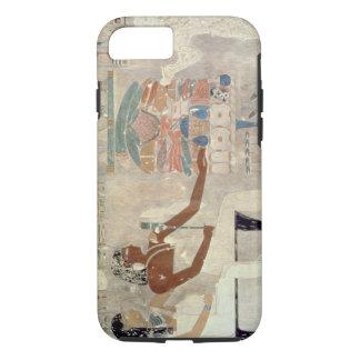 Peinture de mur de la tombe de Rekhmire, Thebes, d Coque iPhone 7
