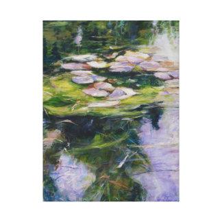 peinture nCAnuphar toile impressions