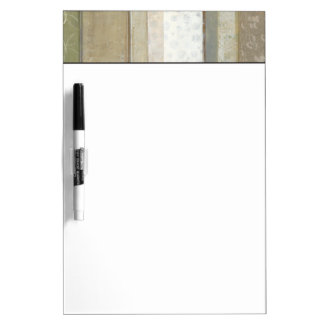 Peinture décorative de panneau dans des couleurs tableaux effaçables blancs