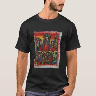 Peinture éthiopienne d'église - T-shirt Maryam